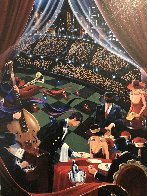 Dish - Huge Limited Edition Print by Victor Ostrovsky - 4