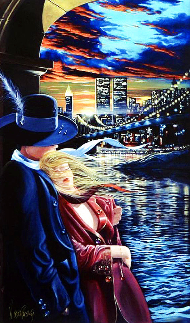 Farewell Limited Edition Print by Victor Ostrovsky
