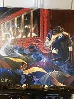 Last Farewell 1990 Limited Edition Print by Victor Ostrovsky - 2