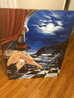 Messenger 1990 Limited Edition Print by Victor Ostrovsky - 4