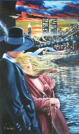 Farewell 1999 Limited Edition Print by Victor Ostrovsky - 0