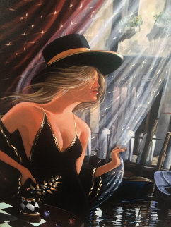 Point of View Limited Edition Print by Victor Ostrovsky