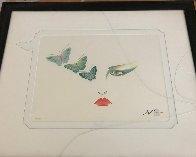 Eyes of Otsuka - Butterflies Limited Edition Print by Hisashi Otsuka - 1