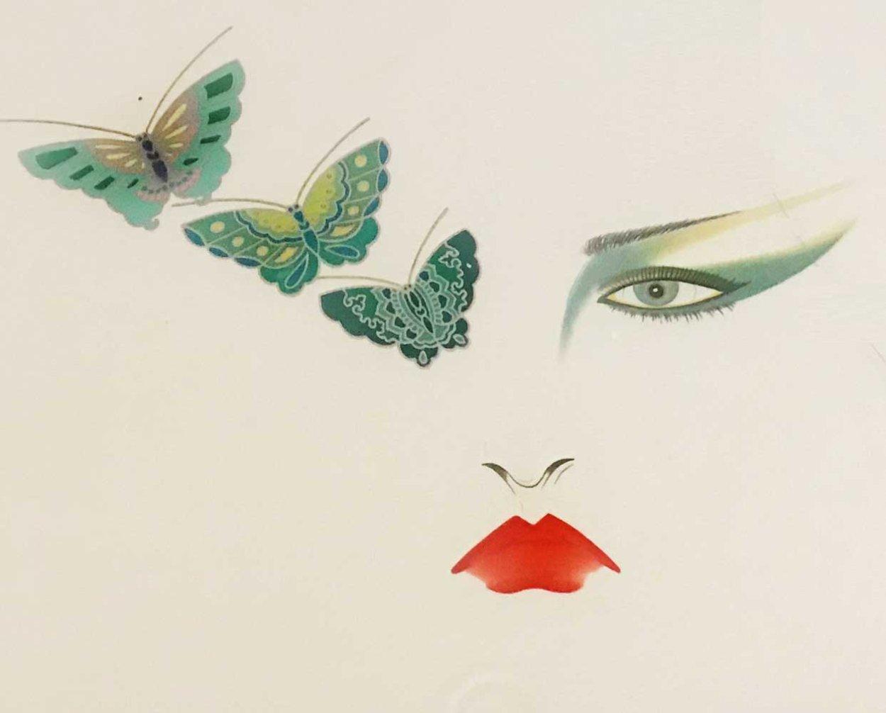 Eyes of Otsuka - Butterflies Limited Edition Print by Hisashi Otsuka