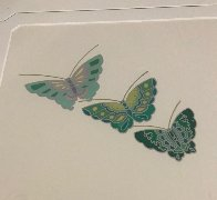 Eyes of Otsuka - Butterflies Limited Edition Print by Hisashi Otsuka - 3