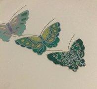 Eyes of Otsuka - Butterflies Limited Edition Print by Hisashi Otsuka - 8