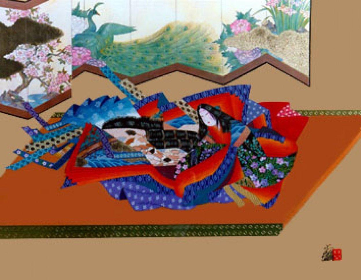 Sei Shonagon 1986 Limited Edition Print by Hisashi Otsuka