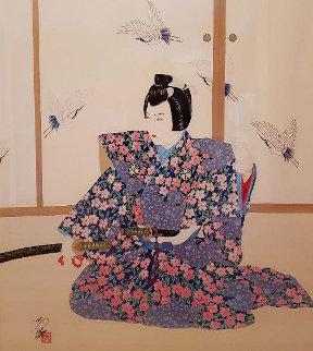 Samurai Lord Limited Edition Print - Hisashi Otsuka