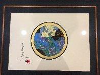 Family Crest 29x37 Original Painting by Hisashi Otsuka - 4