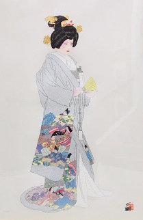 Poetic Bride 1991 Limited Edition Print by Hisashi Otsuka