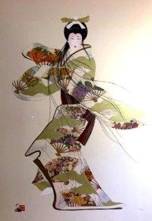 Lady Meiko Limited Edition Print - Hisashi Otsuka