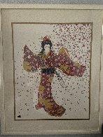 Blossoms of Spring 1994 Limited Edition Print by Hisashi Otsuka - 1