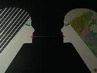 Compassion 1990 Limited Edition Print by Hisashi Otsuka - 0