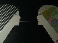 Compassion 1990 Limited Edition Print by Hisashi Otsuka - 1