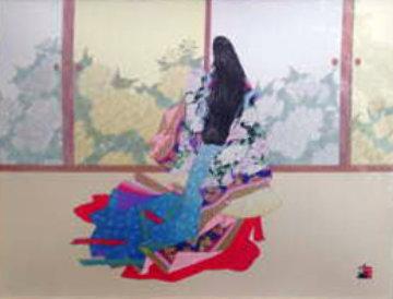 Graceful Elegance 1989 Limited Edition Print by Hisashi Otsuka