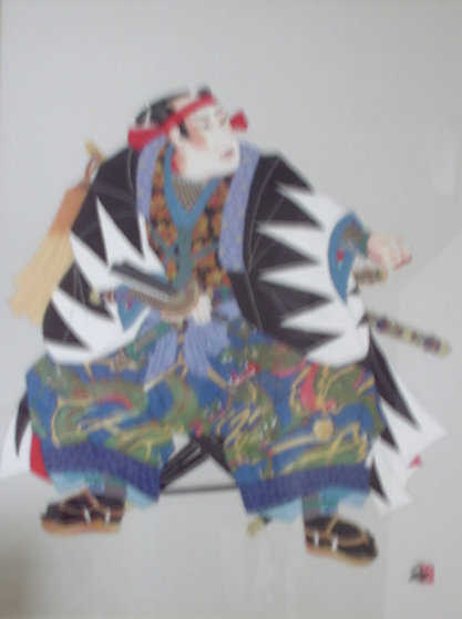 General Oishi 1989 Limited Edition Print by Hisashi Otsuka