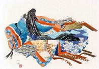 Twelve Kimonos Limited Edition Print by Hisashi Otsuka - 0