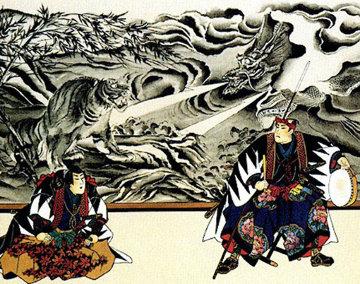 Spirit of Bushido Limited Edition Print - Hisashi Otsuka