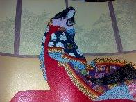 Lady of Noh 1989 Limited Edition Print by Hisashi Otsuka - 3