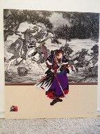 Soul of Bushido Limited Edition Print by Hisashi Otsuka - 1