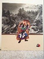 Home of Bushido Limited Edition Print by Hisashi Otsuka - 1