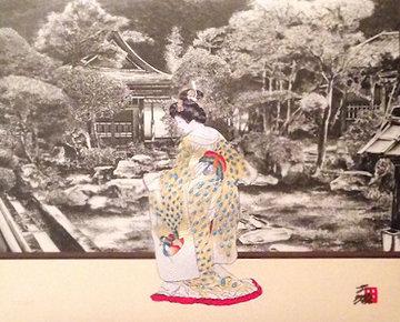 Bride of Devotion 1996 Limited Edition Print by Hisashi Otsuka