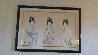 Three Eternal Brides 1993 Limited Edition Print by Hisashi Otsuka - 1