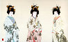 Three Eternal Brides 1993 Limited Edition Print by Hisashi Otsuka - 0