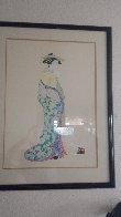 Timeless Beauty 1991 Limited Edition Print by Hisashi Otsuka - 1
