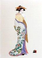 Timeless Beauty 1991 Limited Edition Print by Hisashi Otsuka - 0