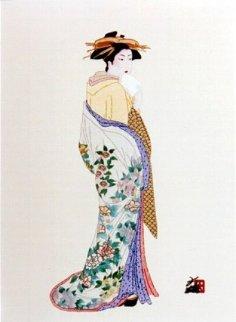 Timeless Beauty 1991 Limited Edition Print by Hisashi Otsuka