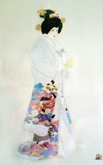 Poetic Bride 1991 Limited Edition Print - Hisashi Otsuka