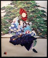 Lord Asano Limited Edition Print by Hisashi Otsuka - 1