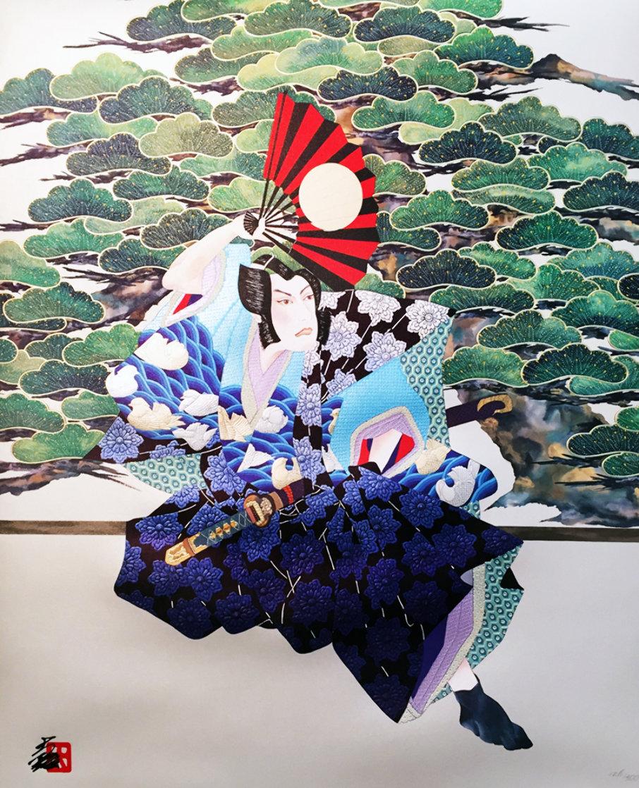 Lord Asano Limited Edition Print by Hisashi Otsuka