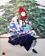 Lord Asano Limited Edition Print by Hisashi Otsuka - 0
