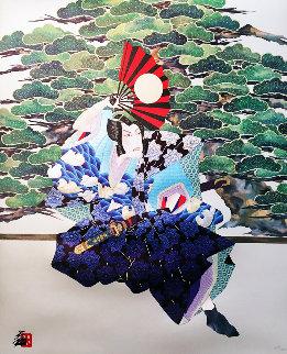 Lord Asano Limited Edition Print - Hisashi Otsuka
