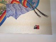 Lady Murasaki Revisited Limited Edition Print by Hisashi Otsuka - 2