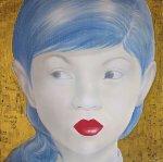 Beauty of Asia XXI 2012 Original Painting -  Ouaichai