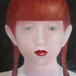 Beauty of Asia XX Original Painting -  Ouaichai