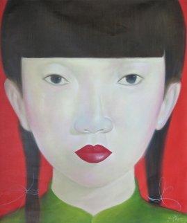 Beauty of Asia XXIV Original Painting -  Ouaichai