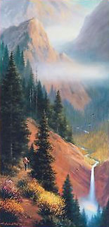 Out of the Woods 2000 24x39 Other by Charles H Pabst