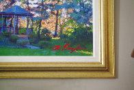 Sunset 2016 30x35 Original Painting by Dominic Pangborn - 2