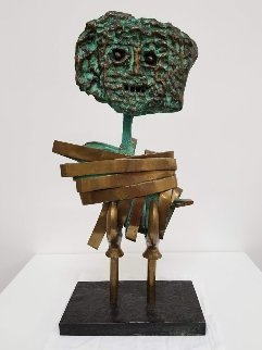 Untitled Bronze Sculpture 29 in Sculpture - Max Papart