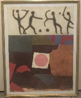 Prehistoire 1978 Limited Edition Print by Max Papart - 1