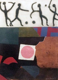 Prehistoire 1978 Limited Edition Print - Max Papart