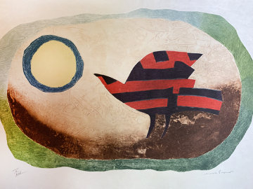 Bird Suite 4 1982 Limited Edition Print by Max Papart