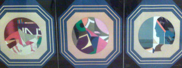 Kaleidoscope Limited Edition Print by Max Papart