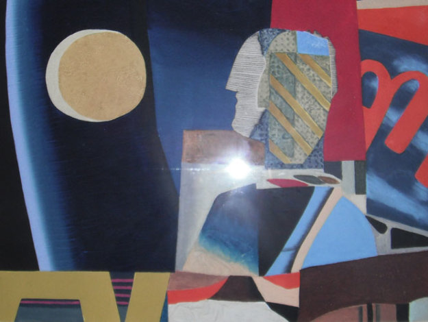 Astronaut 1981 Limited Edition Print by Max Papart