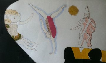 Circus, Circus  Limited Edition Print by Max Papart