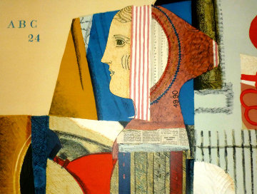 Marianne 1980 Limited Edition Print - Max Papart